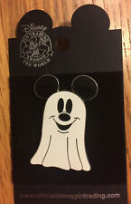 Disney Halloween Mickey Mouse Ghost Pin
