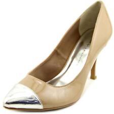 Zapatos de tacón de mujer Laundry de tacón alto (más que 7,5 cm) de color principal crema