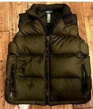 Boys Ralph Lauren Outdoor Down Vest( Jacket) Size 10/12 Nwot