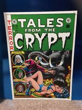 Tales From The Crypt #32 EC Comics Print Poster Jack Davis Cover