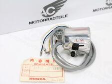 HONDA CB 125 k3 175 k4 Guidon Interrupteur robinet Argent Guidon Droite Original Neuf