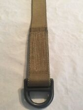 "One Heavy Duty Green Rigger's Belt 46"" Long Good Condition"