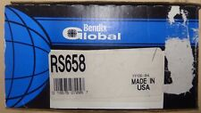 BRAND NEW BENDIX GLOBAL REAR BRAKE SHOES RS658 / 658 FITS VEHICLES ON CHART
