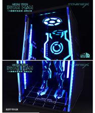 1/6 TOYS-BOX Iron Man Hangar 4.0 MK4 Tron Edition Figure Model Case Box