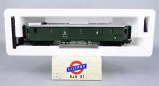 LILIPUT HO SCALE 849 01 GERMAN BADEN STATE RAILWAY BAGGAGE CAR #14536