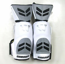 New Warrior NHL Pro Return hockey elbow pads large senior white series sz ice L