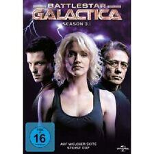 BATTLESTAR GALACTICA-SEASON 3.1 - 3 DVD NEU EDWARD JAMES OLMOS,MARY MCDONNELL