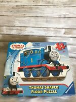 Ravensburger Thomas & Friends Shaped Floor Puzzle Quality Clean & COMPLETE