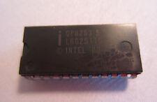 Vintage Intel Copyright 1980 24 Pin QP8253-5 L6020110 Ic Processor Chip
