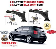 FOR TOYOTA COROLLA 2002-2007  2x LOWER SUSPENSION WISHBONE ARMS + BALL JOINT KIT
