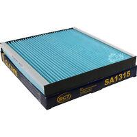 Original SCT Filter Innenraumluft Pollenfilter Innenraumfilter SA 1315