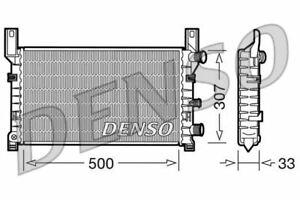DENSO ENGINE COOLING RADIATOR FOR A FORD FIESTA HATCHBACK 1.3 44KW