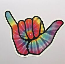 Shaka Sticker - Hang Loose Hawaii Sticker Aloha Surf