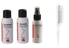 Gisela Mayer Wigs Care Set Shampoo Balsam Conditioner Each 75 ML with Brush