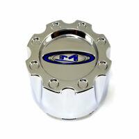 Moto Metal Chrome Wheel Center Hub Cap 5/6Lug MO951