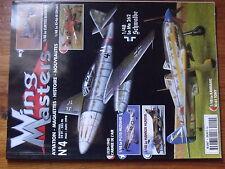 $$y Revue Wing Masters N°4 Curtiss Seahawk  Ki-46-III DInah  P-51D Mustang
