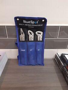 "Blue-Spot Piece 300mm (12"") Extra Long Locking Grips"