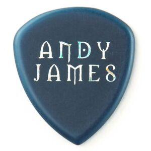 Dunlop Andy James Flow Ultex Beveled Edge Electric Guitar Picks 2.0mm 3-Pack