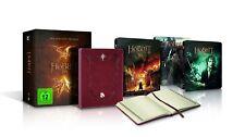 Der Hobbit - Die Spielfilm Trilogie/ 2D/3D BluRay - Limitierte Steelbook Edition
