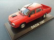 DACIA 1307 DOUBLE CABINE RENAULT 12   1/43 IXO IST - LEGENDARY CAR AUTO - B45