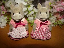 Sylvanian Forest Families Vintage Donkey family
