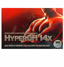 HyperGH 14x Boost Sex Drive Boosts Strength in Lean Rock Hard Muscles 1 month