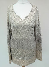 Cotton V Neck Medium Knit Jumpers & Cardigans NEXT for Women