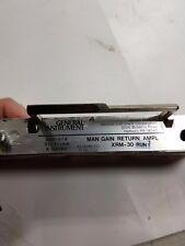 General Instrument Jerrold Starline X Series - Man Gain Return Amplifier