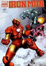Iron Man Marvel Comics Aws Logo Promo Rare Collectible Limit Custom Edition #1