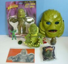 CREATURE FROM THE BLACK LAGOON~Lot COLLECTIBLES-Kids MASK, PUPPET, PLUSH, FIGURE