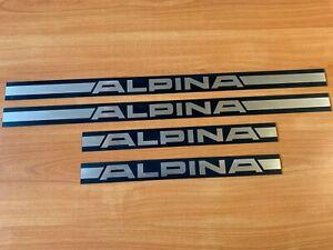 Car door sills threshols BMW E34 Alpina