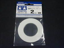 Tamiya Masking Tape for models 87177 - 2mm width - flexible for curves