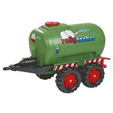 Rolly Toys Fendt Tanker rollyTanker Tankanhänger Anhänger Fassanhänger grün