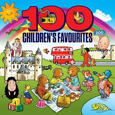 100 Children's Favourites (4CD 2017) NEW/SEALED