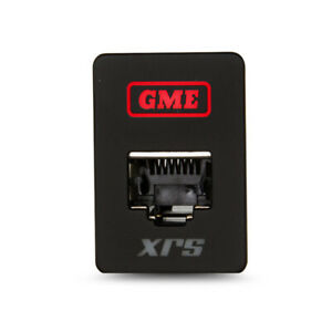 GME Pass-Through Adapter RJ45 Type 1 Red (Suits XRS Radios) XRS-RJ45R1