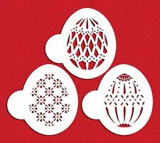 Faberge Eggs Cookie Stencils by Designer Stencils #C865
