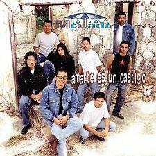 Mojado : Amarte Es Un Castigo CD