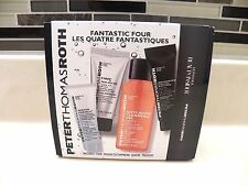 Peter Thomas Roth Sephora Fantastic Four Water Drench, Firm X, Mask, Cleanser