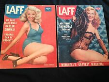 Lot Of 16 Issues Of Large Model Magazines, 1940-50's