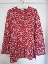 Anokhi East Cotton Blouse/Top Size 16