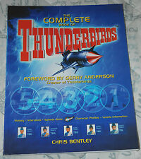 THE COMPLETE BOOK OF THUNDERBIRDS Foreword by Gerry Anderson p/b 2000
