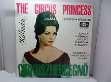 CIRCUS PRINCESS LPX6553 QUALITON CIRKUSZHERCEGNO RECORD LPs VINYL
