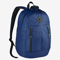 Nike Auralux Printed Royal Blue/Black Laptop Backpack BA5242 455  MSRP:$80
