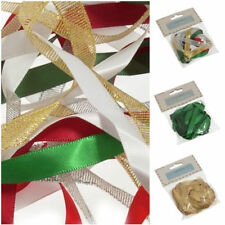 Christmas Cardmaking & Scrapbooking 6-10 Mtrs/Yds Length