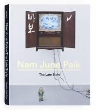 NAM JUNE PAIK - HANHARDT, JOHN G. - NEW HARDCOVER BOOK