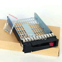 "3.5"" LFF SATA SAS HDD Hard Drive Tray Caddy For HP ProLiant DL180 G6 Gen6"