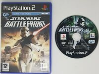 Star Wars Battlefront PS2 Playstation 2 Video Games FAST FREE POST