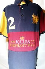 JOULES ELEPHANT POLO CLUB #2 SHIRT (XL) JERSEY TOP MENS TRIKOT MAGLIA MENS
