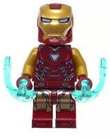 LEGO Iron Man MK85 Minifigure - Split From LEGO Marvel Avengers 76131