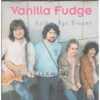 Vanilla Fudge Golden age dreams (8 tracks, live) [CD]